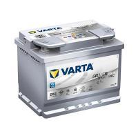 Аккумуляторы Varta Silver Dynamic AGM