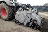 Навесное оборудование для строительства на трактор с механическим приводом FAE