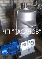 Сепаратор высокожирных сливок Ж5-ОС2Д-500