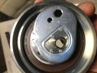 Комплект ГРМ для двигателей Deutz 1011 (ремень + ролик) 02929933, 02937741, 02929902