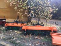 Щетка коммунальная (дорожная) с гидроприводом к тракторам