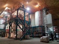Строительство комбикормовых заводов Под ключ