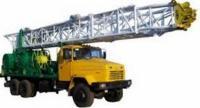 Гидроцилиндр БМ-305А.04.03.000А для бурильно-крановых машин БКМ-317А, БМ-302Б