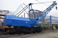 Вал-шестерня 10331 8 кран железнодорожный ЕДК-500, ЕДК-2000