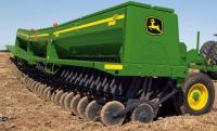 John Deere установила мировой рекорд по количеству засеянных гектаров за 24 часа
