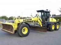 Поршень 9305025 автогрейдер HBM Nobas