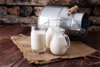 Стоимость молока сельхозпредприятий подобралась к рекордным отметкам