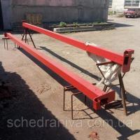 Рама КРН 46.010 с планками для транспортного (металл новый, 6 м, брус 140х140 мм, толщ. 6мм)