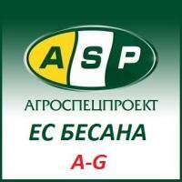 Семена подсолнечника ЕС БЕСАНА F1 (A-G+)