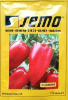 Семена перца Рубинова, Semo, 1000 шт