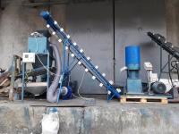Линия гранулирования кормов 700 кг/час