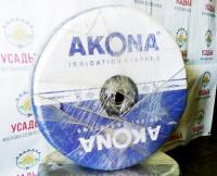 Капельная лента Akona 6 mil, 20 cm (1бухта-2500м)