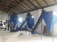 Линия гранулирования кормов 1200 кг/час