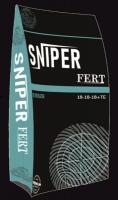 Комплексное удобрение Азот-Фосфор-Калий Sniper Fert 18-18-18 + TE