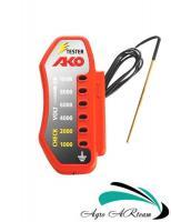 Тестер напряжения 10 000 V для электроизгороди, АКО, Германия