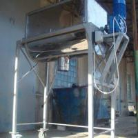 Смеситель кормов, 110 л, нержавеющая сталь