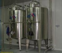Резервуар для ферментации кисломолочной продукции, 2500 л