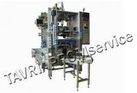 Автомат для фасовки вязких пищевых масс в упаковку ЧА-5000