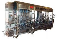 Линия автомат 2в1 розлива и укупорки серии Volumass (линейного типа)