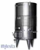 Винификаторы вертикальные для винного производства, нержавеющая сталь