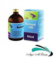 Кетозол-100, 100 мл, Интерхими