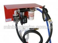 Раздаточная колонка для дизтоплива 12В 56 л/мин с электр. точным счетчиком PANTHER DC PIUSI Италия