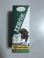 Уролик (Суспензия для мочеполовой системы собак и кошек) ЗооХелс 50 мл