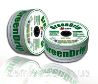 Капельная лента Грин Дрип 6х20 (1.4 км) 1.2 л/ч