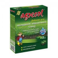 Удобрение для укладки и восстановления газона Agrecol 1,2 кг