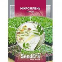 Семена микрозелень горох Seedera 20 г