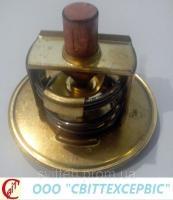 Термостат Д-3900К В2485692 В2485671 на погрузчик ДВ-1788, ДВ-1792