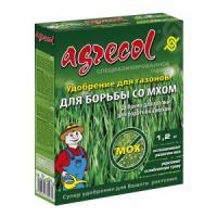 Удобрение для газонов для борьбы со мхом Agrecol 1,2 кг