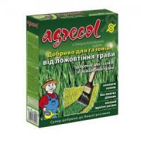 Удобрение для газона от пожелтения травы Agrecol 1 кг