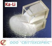 Калиево-литиевый электролит (сухой), упаковка3.5 кг