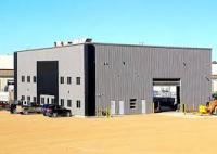 Помещения здания из металлоконструкций изготовление монтаж