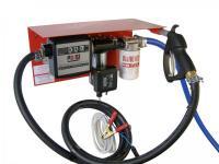 Топливо-раздаточная колонка 24В 70 л/мин PANTHER DC Piusi Италия с механ.счетчиком для ДТ