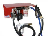 Заправочный модуль для диз топлива 24В 70 л/мин PANTHER DC Piusi Италия с электросчетчиком