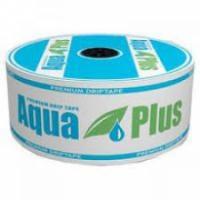 Капельная лента Aquaplus 8 mil, 10/20/30 см, 1 л/ч, 2300 м