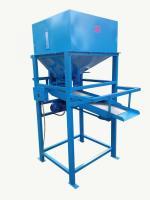Зерновой калибратор-сепаратор ЗСК-600 с бункером загрузки