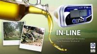 Счетчик пищевой IN LINE для масла, Италия