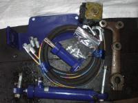 Установка насос дозатора ЮМЗ-6 (Д-65) Переоборудование Гидроруль ЮМЗ-6 (Д-65)