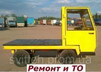 Ремонт электротележек ЕП 006 и ЕП 011. Харьков.