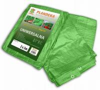 Тент зелёный, 90 г/м² (3м*4м)