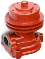 Насос водяной Д-245 (МТЗ) (2-х ручейный шкив) (АТ) 245-1307010-А1