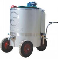 Молочное такси Salutem MTP-100 с функцией пастеризации