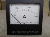 Амперметр щитовой Э365-1 и Э365.1-1