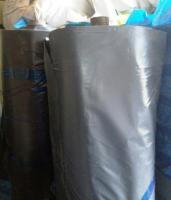 Пленка ПВХ черного и серого цвета в рулонах