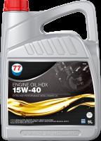 77 ENGINE OIL HDX 15W-40 (кан. 5 л)