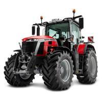 Трактор Massey Ferguson 8S