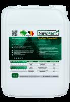 Микроудобрение NEW PLANT Стимулин iQ (биоактиватор), 10 л